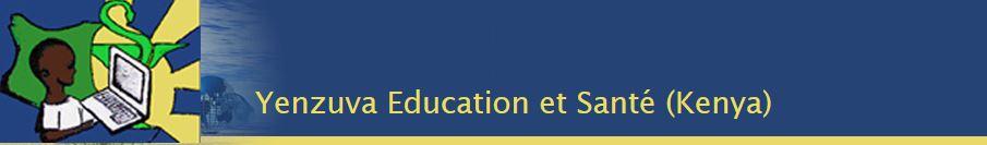 YENZUVA EDUCATION & SANTE